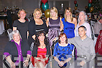 Killarney HSE staff enjoying their Christmas Party in Killarney Oaks Hotel on Saturday night front row l-r: Debbie Cleary, Geraldine Lucid, Paula Brassil, Gerald Scheibein. Back row: Jenny Noonan, Laura Browne, Catherine Tierney, Lisa O'Leary and Gay Brown .