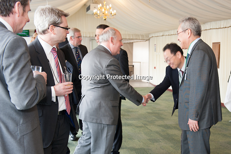 "15.04.13. Hitachi Parliamentary Reception ""Investing in Britain"" Hosted by Phil Wilson MP and Albert Owen MP at The Terrace Pavillion, House of Commons, London. Supported by HItachi Rail Europe and Horizon Nuclear Power."