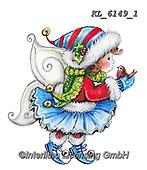 CHRISTMAS CHILDREN, WEIHNACHTEN KINDER, NAVIDAD NIÑOS, paintings+++++,KL6149/1,#xk#