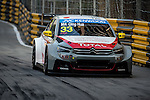 Qing Hua Ma races the FIA WTCC during the 61st Macau Grand Prix on November 14, 2014 at Macau street circuit in Macau, China. Photo by Aitor Alcalde / Power Sport Images
