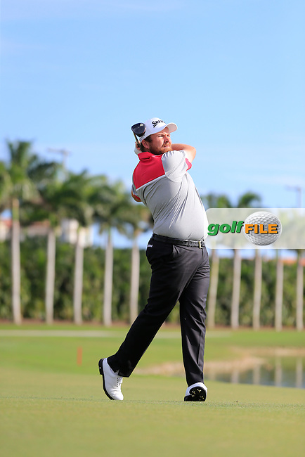 Shane Lowry (IRL) during the preview to the WGC Cadillac Championship, Blue Monaster, Trump National, Doral,  Florida, USA. 01/03/2016.<br /> Picture: Golffile | Fran Caffrey<br /> <br /> <br /> All photo usage must carry mandatory copyright credit (&copy; Golffile | Fran Caffrey)