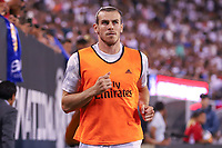East Rutherford (EUA), 26/07/2019 - Amistoso Internacional / Real Madrid x Atlético de Madrid -   Bale do Real Madrid durante partida contra o Atlético de Madrid  durante partida pela International Champions Cup no MetLife Stadium em East Rutherford nos Estados Unidos na noite desta sexta-feira, 26. (Foto: William Volcov/Brazil Photo Press/Agencia O Globo) Esportes