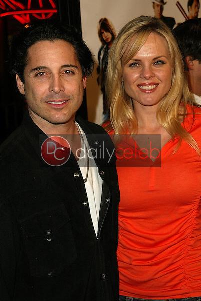 Jonathan Baker and Victoria Fuller