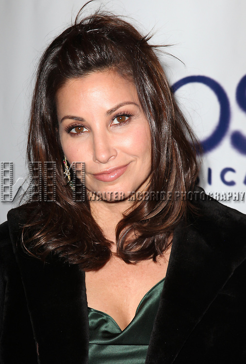 Gina Gershon.attending the Broadway Opening Night Performance of 'GHOST' a the Lunt-Fontanne Theater on 4/23/2012 in New York City. © Walter McBride/WM Photography .