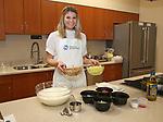 Cooking Demonstration at the Hackensack Meridian Health Tilton Fitness Center in Hazlet, NJ.