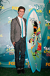 UNIVERSAL CITY, CA. - August 09: Actor Daren Kagasoff poses in the press room during the Teen Choice Awards 2009 held at the Gibson Amphitheatre on August 9, 2009 in Universal City, California.