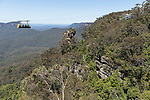 Blue Mountains National Park, Katoomba Falls and Reids Plateau Lookout, Katoomba Falls Skyway