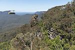Blue Mountains National Park, Katoomba Falls and Reids Plateau Lookout, Katoomba Falls Skyway