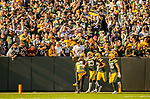 Green Bay Packers against the Oakland Raiders during a regular season game at Lambeau Field in Green Bay on Sunday, October 20, 2019.