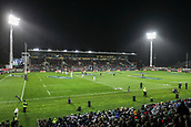 9th September 2017, Yarrow Stadium, New Plymouth. New Zealand; Supersport Rugby Championship, New Zealand versus Argentina; Yarrow Stadium