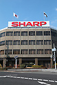 Sharp Corp. headquarters is seen in Osaka on February 25, 2016. Struggling Japanese electronics maker has accepted a roughly 700 billion yen ($6.2 billion) takeover offer by Taiwan's Hon Hai Precision Industry, known as Foxconn. (Photo by Yohei Osada/AFLO)