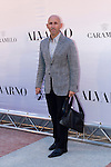 03.09.2012. Celebrities attending the Alvarno fashion show during the OFF Mercedes-Benz Fashion Week Madrid Spring/Summer 2013 at Museo Lazaro Galdiano. In the image Modesto Lomba (Alterphotos/Marta Gonzalez)