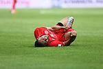 Karim Onisiwo (FSV Mainz 05), <br /> <br /> Sport: Fussball: 1. Bundesliga:: nphgm001:  Saison 19/20: 33. Spieltag: 1. FSV Mainz 05 vs SV Werder Bremen 20.06.2020<br /> <br /> <br /> Foto: Neis/Eibner/Pool/via gumzmedia/nordphoto<br /> <br /> DFB regulations prohibit any use of photographs as image sequences and/or quasi-video.<br /> Editorial Use ONLY<br /> National and International News Agencies OUT<br /> <br />  DFL REGULATIONS PROHIBIT ANY USE OF PHOTOGRAPHS AS IMAGE SEQUENCES AND OR QUASI VIDEO<br /> EDITORIAL USE ONLY<br /> NATIONAL AND INTERNATIONAL NEWS AGENCIES OUT