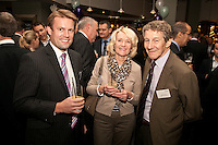 From left: Nick Bonnello of RWB Chartered Accountants with Judy & Roger Crafts of Lowdham Leisureworld