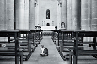 Lecce - Chiesa dei Santi Niccolò e Cataldo - Cimitero di Lecce.