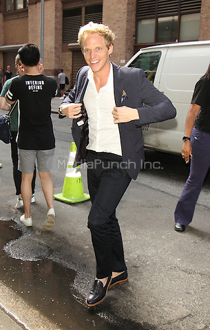 NEW YORK, NY-August 31: Chris Geere at AOL BUILD to talk about upcoming season of his FXX Show You're The Worst in New York. August 31, 2016. Credit:RW/MediaPunch