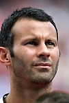 31 July 2004: Ryan Giggs. AC Milan of Italy's La Liga defeated Manchester United of the English Premier League 9-8 on penalties after the teams played to a 1-1 draw at Giants Stadium in the Meadowlands Complex in East Rutherford, NJ in a ChampionsWorld Series friendly match..