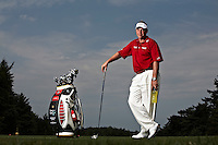 PICTURE BY BEN DUFFY/SWPIX.COM - Golf Feature - Darren Clarke - 29/06/09 - Darren Clarke EA Sports shoot.
