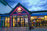 Ben and Jerry' scoop shop in Waterbury VT