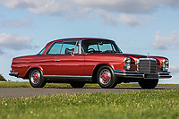 BNPS.co.uk (01202 558833)<br /> Pic: Silverstone/BNPS<br /> <br /> Make you want to shout?<br /> <br /> The classic Mercedes that once belonged to pop princess Lulu has emerged for sale for £75,000.<br /> <br /> The 280SE coupe was bought from new by the Shout singer in August 1971 by which time she was already a household name.<br /> <br /> The logbook bears the name of the car's first owner, Marie McDonald McLaughlin Gibb - Lulu's real name.<br /> <br /> At the time the Scottish star was married to Bee Gees star Maurice Gibb but the couple divorced just two years later in 1973.