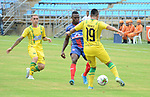 Atlético Bucaramanga venció 1-2 a Unión Magdalena. Fecha 19 Liga Águila II-2019.