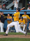 Hamburg Bulldogs varsity baseball against the Pittsford Sutherland Knights during the NYSPHSAA Far West Regional at Dwyer Stadium on June 6, 2011 in Batavia, New York.  (Copyright Mike Janes Photography)