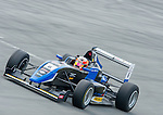 Alessio Picariello of Belgium and Absolute Racing drives the Formula Masters China Series as part of the 2015 Pan Delta Super Racing Festival at Zhuhai International Circuit on September 20, 2015 in Zhuhai, China.  Photo by Aitor Alcalde/Power Sport Images