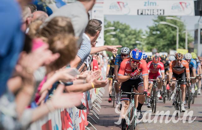 Dylan Groenewegen (NED/LottoNL-Jumbo) wins stage 2<br /> <br /> Ster ZLM Tour (2.1)<br /> Stage 2: Tholen &gt; Hoogerheide (186.8km)