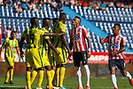 Junior venció 1-0 a Atlético Bucaramanga. Fecha 1 Liga Águila I-2018.