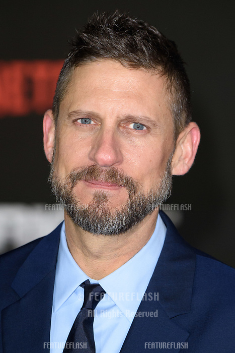 director, David Ayer at the European premiere for &quot;Bright&quot; European premiere at the BFI South Bank, London, UK. <br /> 15 December  2017<br /> Picture: Steve Vas/Featureflash/SilverHub 0208 004 5359 sales@silverhubmedia.com