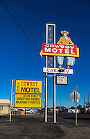 Coboy Motel Route 66 Amarillo Texas