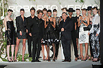 Cibeles catwalk with fashion show of Roberto Verino on Agost 31th 2012...Photo: (ALTERPHOTOS/Ricky)