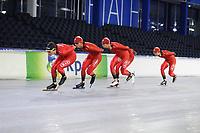 SPEEDSKATING: HEERENVEEN; 12-06-2017, IJsstadion Thialf, Summer ice, Team Norge, ©Martin de Jong
