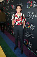 LOS ANGELES, CA -APRIL 7: Bex Taylor-Klaus, at Grand Opening Of The Los Angeles LGBT Center's Anita May Rosenstein Campus at Anita May Rosenstein Campus in Los Angeles, California on April 7, 2019.<br /> CAP/MPIFS<br /> &copy;MPIFS/Capital Pictures