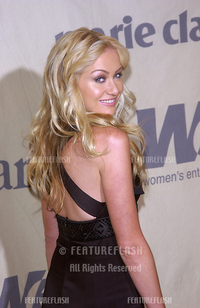 Actress PORTIA DE ROSSI at the Women in Film 2004 Lucy and Crystal, in Los Angeles. The event was also a celebration of the Paltrow Family..June 18, 2004