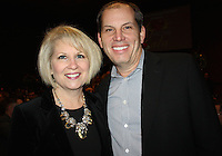 NWA Democrat-Gazette/CARIN SCHOPPMEYER Mary and Darryl Zettle atted the Jewels of Giving Gala.