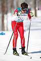 PyeongChang 2018 Paralympics: Cross-Country Skiing: Men's Classical 10km Visually Impaired Standing