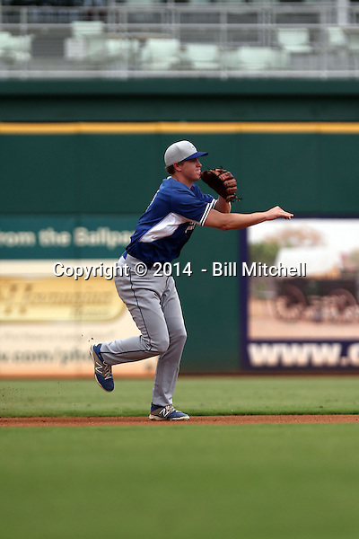 Brandon Dixon - 2014 AIL AIL Dodgers (Bill Mitchell)