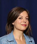 Margo Seibert attend the photo Call for 'InTransit' at The New 42nd Street Studios on October 27, 2016 in New York City.