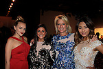 Madeline Brewer - Orange is the New Black poses with Jessica Felice & & Dorinda Medley & Che'Nelle at Nolcha Fashion Week, New York City, New York at Eyebeam Atelier - 540 W. 21st St, New York City, New York. (Photo by Sue Coflin/Max Photos)