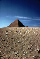 Red Pyramid of Snefru at Dashur, Egypt, Africa