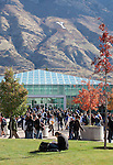 0910-57 328.CR2..GCS Fall Campus color.Photography by Mark A. Philbrick..Copyright BYU Photo 2009.All Rights Reserved.photo@byu.edu  (801)422-7322