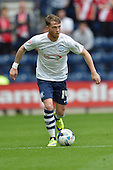 09/08/2015 Sky Bet League Championship Preston North End v Middlesbrough <br /> Joe Garner, Preston North End