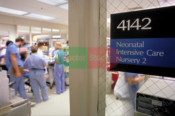 neonatal intensive care nursery