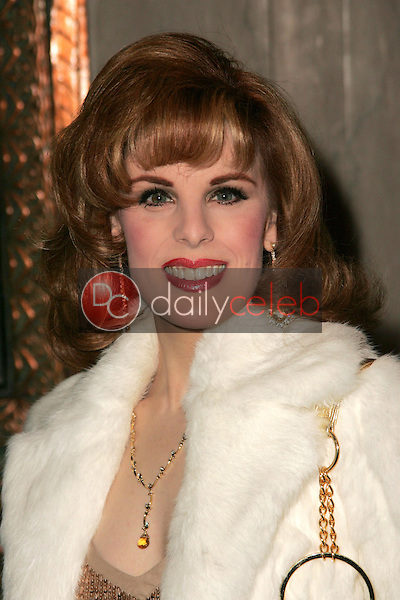 """Kat Kramer<br />at the Opening of """"Irving Berlin's White Christmas"""". Pantages Theatre, Hollywood, CA. 11-28-05<br />Dave Edwards/DailyCeleb.com 818-249-4998"""