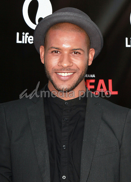 "20, May 2015 - Beverly Hills, California - Jeffrey Bowyer-Chapman. Lifetime and US Weekly Premiere Party for New Drama ""UnREAL"" held at SIXTY Beverly Hills. Photo Credit: Theresa Bouche/AdMedia"