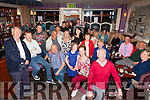Great support for the CCE Barr na Sraide Fleadh Cheoil Pub Quiz in Keatings Corner, Cahersiveen on Friday night last.