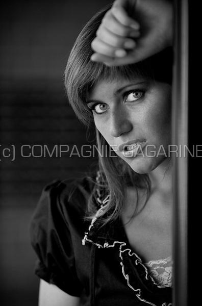 Belgian model Marijn Maesen (Belgium, 08/09/2012)