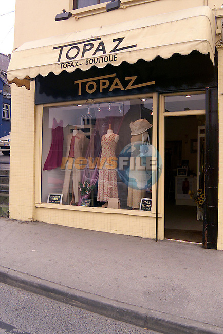 The exterior of Topaz..Picture: Paul Mohan/Newsfile