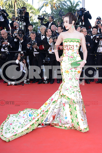 """Fan Bing Bing attending the """"Moonrise Kingdom"""" Premiere during the 65th annual International Cannes Film Festival in , 16th May 2012...Credit: Timm/face to face /MediaPunch Inc. ***FOR USA ONLY***"""